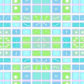 Symbol Squares