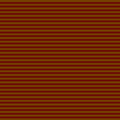 Doll Stripe BrownRed