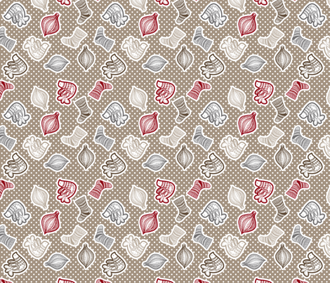 motif_de_noel_2012 fabric by nadja_petremand on Spoonflower - custom fabric