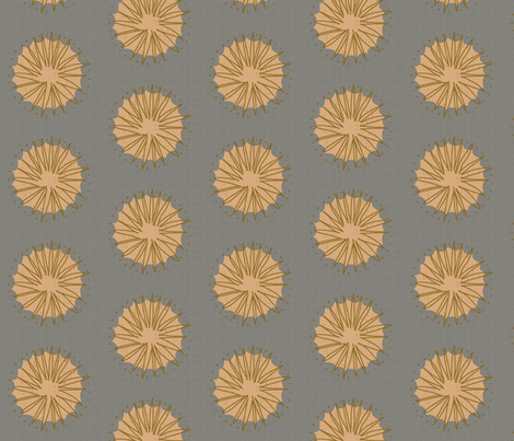coral's friend fabric by mummysam on Spoonflower - custom fabric