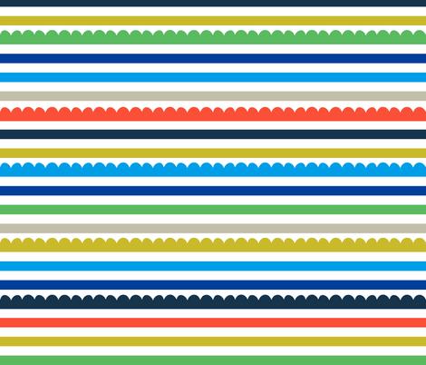 Fiesta Stripe - Bright