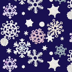 Paper Snowflakes