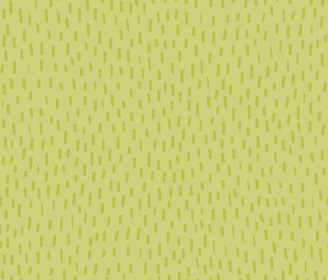 Cartoon Grass fabric by friztin on Spoonflower - custom fabric