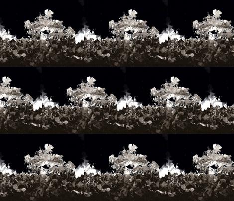 Smoke Rising fabric by anniedeb on Spoonflower - custom fabric