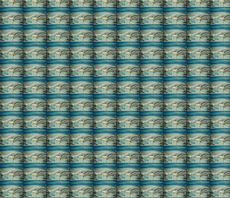 Snow_Cabin fabric by rachelbiddlecome on Spoonflower - custom fabric