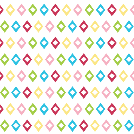 Diamond Trim fabric by tradewind_creative on Spoonflower - custom fabric
