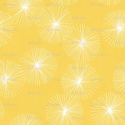 Dandelions - Yellow