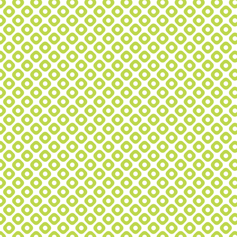 kanoko in peridot fabric by chantae on Spoonflower - custom fabric