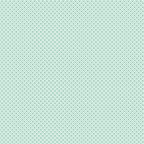 kanoko mini solid in jade fabric by chantae on Spoonflower - custom fabric