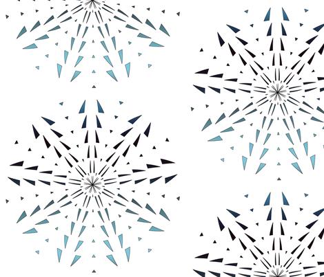 Snowflake Spirals 2