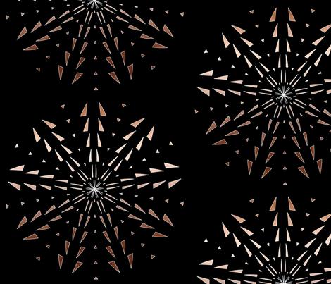 Snowflake Spirals 3