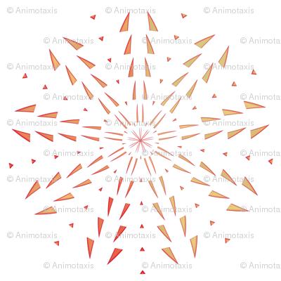 Snowflake Spirals 7