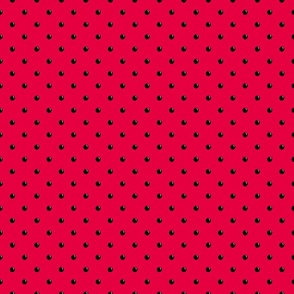 Licorice dots