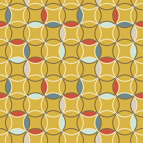 BoyCircles fabric by mrshervi on Spoonflower - custom fabric