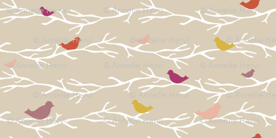 TreetopBirds