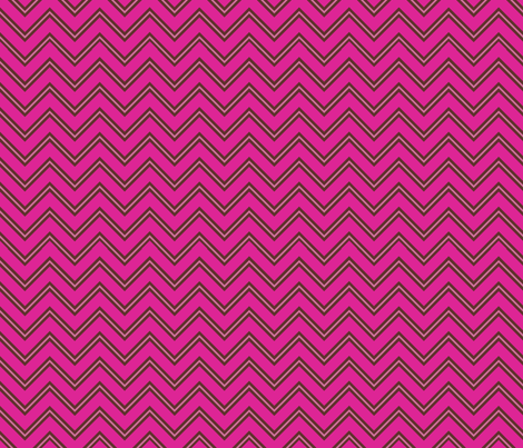Chevron 1973 fabric by brainsarepretty on Spoonflower - custom fabric