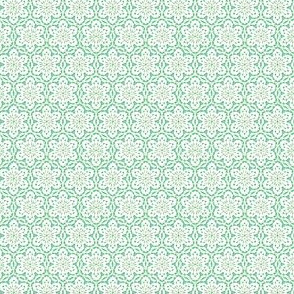 Snowflake_Lace___-mint_green
