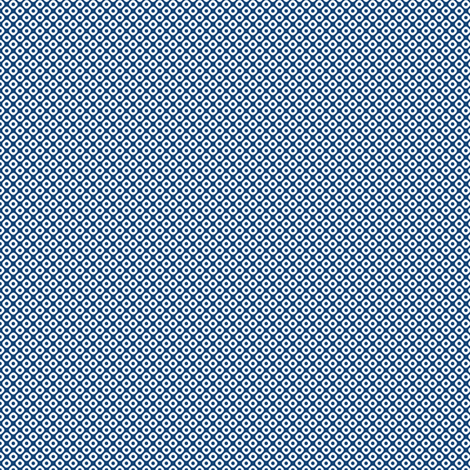 kanoko mini solid in kyanite fabric by chantae on Spoonflower - custom fabric