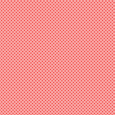 kanoko mini solid in carnelian fabric by chantae on Spoonflower - custom fabric