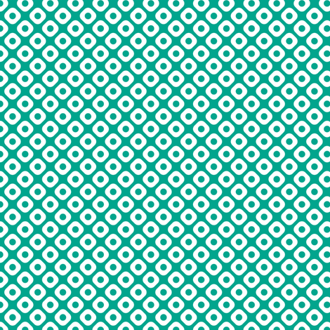kanoko solid in emerald fabric by chantae on Spoonflower - custom fabric