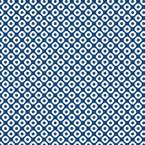 kanoko solid in kyanite fabric by chantae on Spoonflower - custom fabric