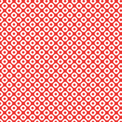 kanoko solid in carnelian fabric by chantae on Spoonflower - custom fabric