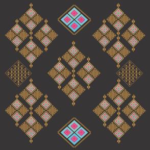 Egyptian Daimonds