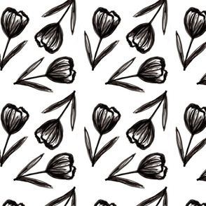 Black Tulips