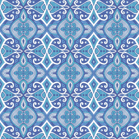 Magellan fabric by siya on Spoonflower - custom fabric