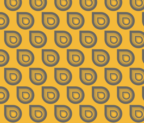 drop it in reverse fabric by kellyjade on Spoonflower - custom fabric