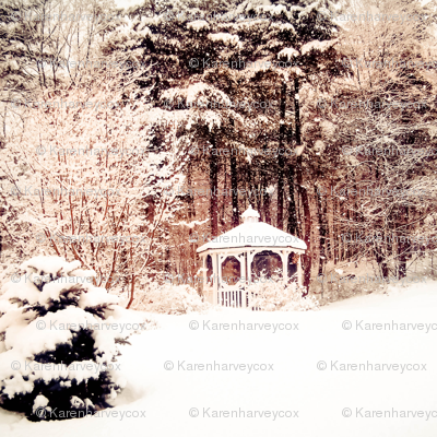 Winter Wonderland Gazebo