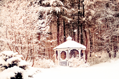 Winter Wonderland Gazebo