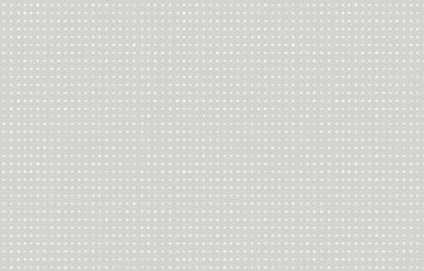 Polka Dots - Grey fabric by friztin on Spoonflower - custom fabric
