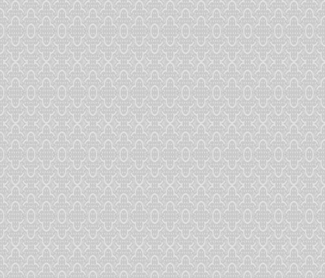 TINY SCALE (mirror) - grey fabric by marcador on Spoonflower - custom fabric
