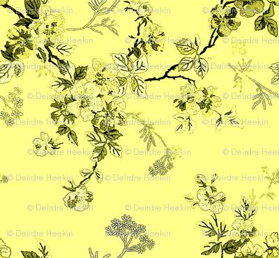 Yellow Dog Rose Toon