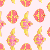 Sailor Scout Brooches
