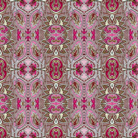 Thinking About the 1880's fabric by edsel2084 on Spoonflower - custom fabric