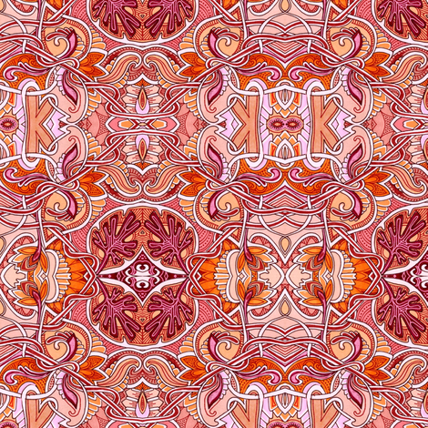 September fabric by edsel2084 on Spoonflower - custom fabric