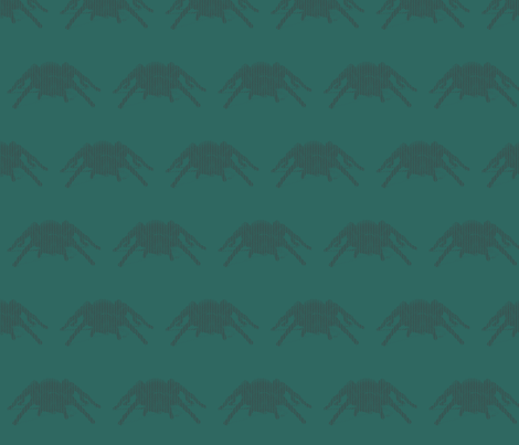 spidey senses fabric by kellyjade on Spoonflower - custom fabric