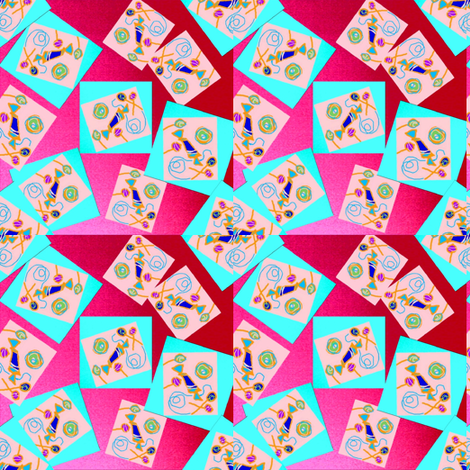 Mas Dulces fabric by krussimages on Spoonflower - custom fabric