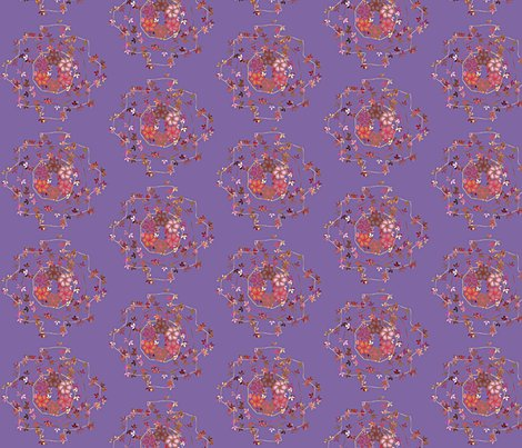 Rdaisy_chain_floral_on_purple_shop_preview
