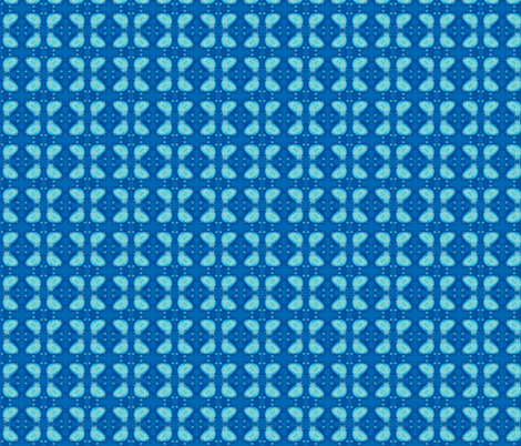 a-christmas-story-blues fabric by aly_d0819 on Spoonflower - custom fabric