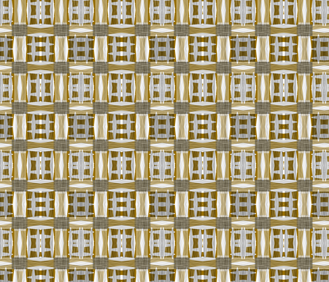 """Linear Composition"" fabric by elizabethvitale on Spoonflower - custom fabric"