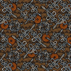 snake_knots_blue_and_copper