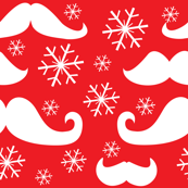 Mustaches for the Holidays