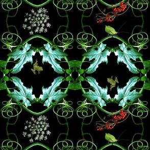 kaleidoscope curlicue