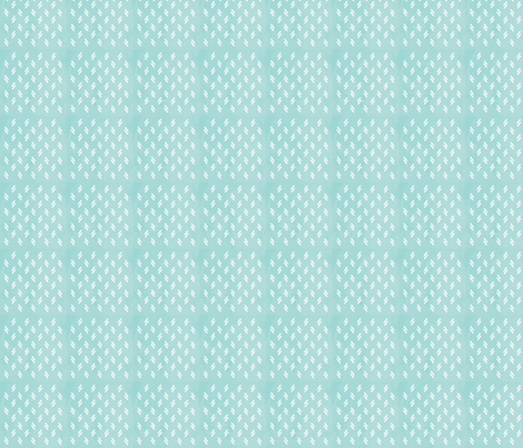 Mint and Marks fabric by shastafeltman on Spoonflower - custom fabric