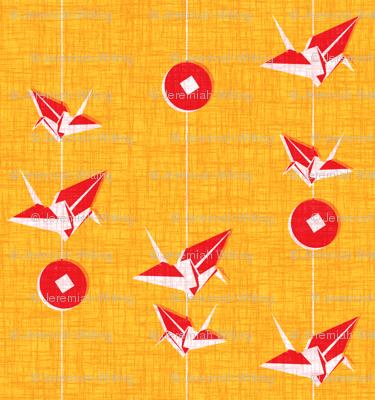 Peace Cranes
