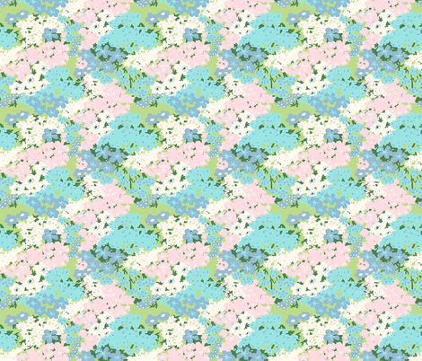 vintage 1 fabric by kategabrielle on Spoonflower - custom fabric