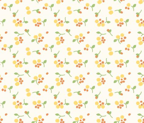 vintage 3 fabric by kategabrielle on Spoonflower - custom fabric